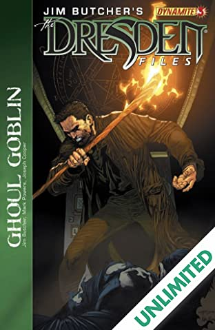 Jim Butcher's The Dresden Files: Ghoul Goblin #3